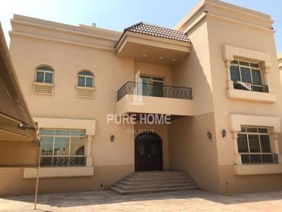 10 Bedroom Villa for Rent in Between Two Bridges (Bain Al Jessrain), Abu Dhabi - Very Huge Villa with 10 Master Bedroom For Rent