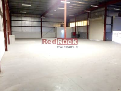 Warehouse for Rent in Dubai Investment Park (DIP), Dubai - 8220 sqft wh with Office in Prime location in DIP 1