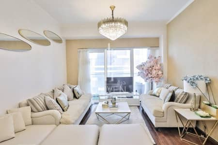 1 Bedroom Flat for Sale in Dubai Marina, Dubai - Elegant and Furnished Unit with Sea View