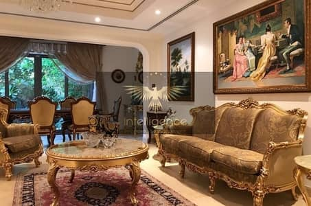 4 Bedroom Townhouse for Sale in Saadiyat Island, Abu Dhabi - Elegant and Cozy Townhouse with Elevator