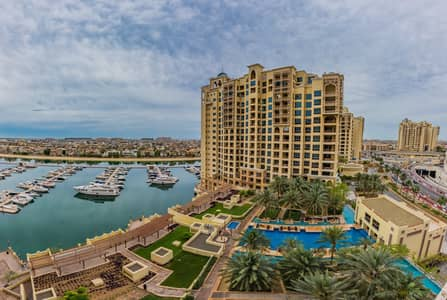 2 Bedroom Apartment for Sale in Palm Jumeirah, Dubai - 2 Bedroom | Palm Jumeirah | Marina Residence 4