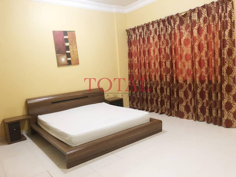 10 Fully Furnished 2 Bedroom   Including FEWA   Without Commission