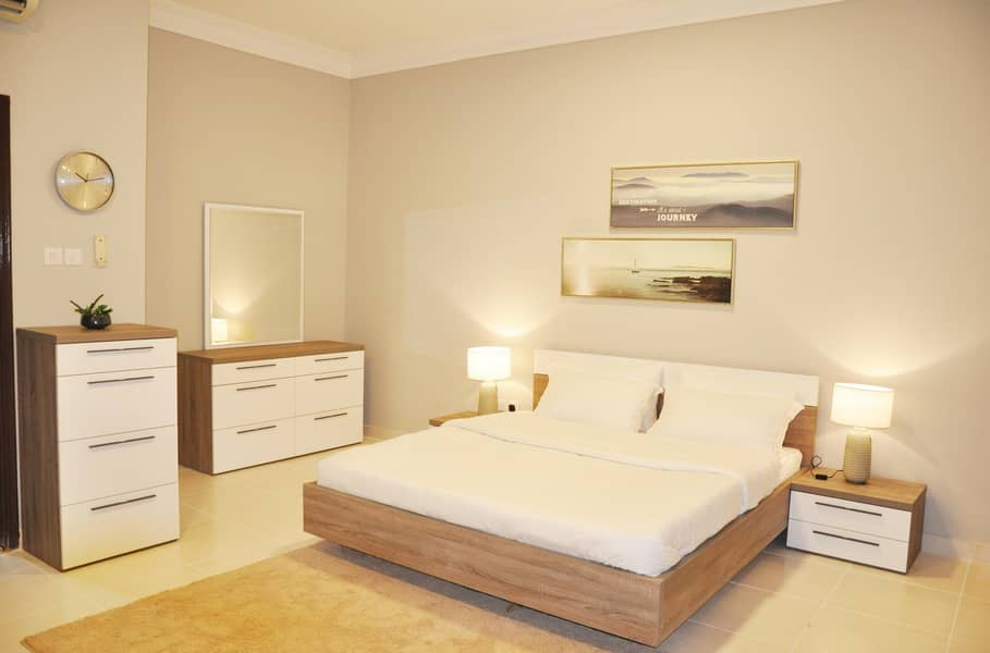 Fully Furnished 2 Bedroom   New furniture   No Commission