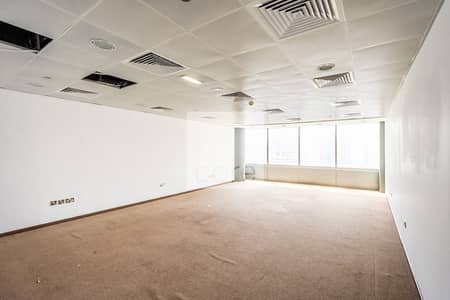 Office for Rent in Jumeirah Lake Towers (JLT), Dubai - Fitted Office | Prime Location | Mid Floor