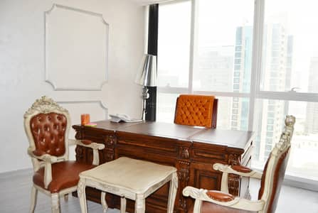 Office for Rent in Business Bay, Dubai - 100sq ft office with Ejari in Business Bay near Metro Station