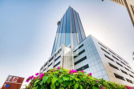 Office for Rent in Dubai Internet City, Dubai - Semi Fitted office for rent | Al Thuraya 1