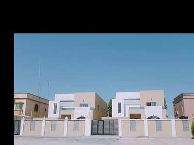 5 Bedroom Villa for Sale in Al Mowaihat, Ajman - Villa for sale in a vital location in Ajman modern finishing freehold with payment facilities for all nationalities