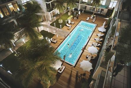 فلیٹ 2 غرفة نوم للبيع في ميدان، دبي - Post Handover Payment Plan No Commission