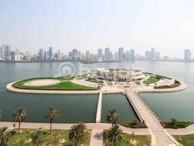 شقة 3 غرف نوم للايجار في المجاز، الشارقة - شقة في مبارك الحساوي المجاز 3 المجاز 3 غرف 70000 درهم - 4335244