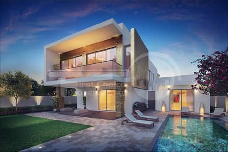 5 Bedroom Villa for Sale in Yas Island, Abu Dhabi - Perfect Place for You!Call and Invest Now!