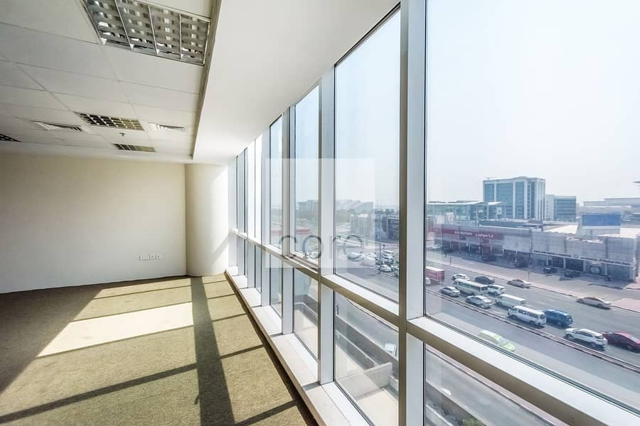 Competitive Rent | Vacant | Fitted Office