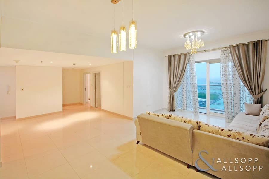 10 Below OP | Full Sea and Palm View | Vacant