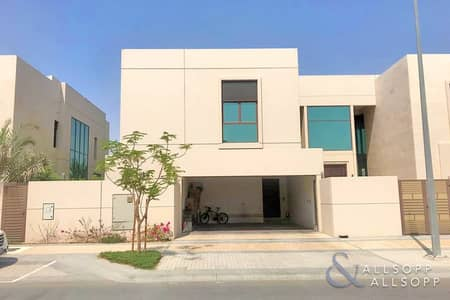 5 Bedroom Villa for Rent in Meydan City, Dubai - 5 Bedrooms + Maids | Type B | Corner Plot