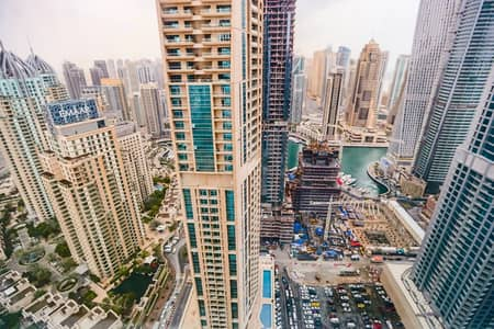 1 Bedroom Flat for Rent in Dubai Marina, Dubai - Chiller Free -1 Bedroom available with Marina View for Rent