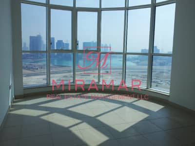 3 Bedroom Flat for Rent in Al Markaziya, Abu Dhabi - NO COMMISSION LARGE SEA VIEW FACILITES