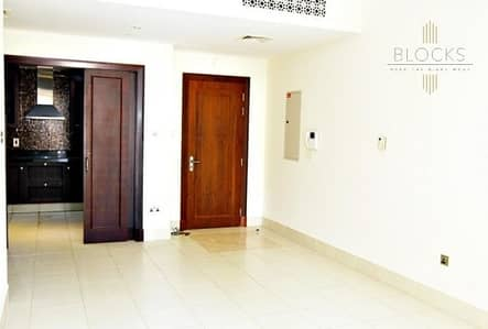 1 Bedroom Apartment for Sale in Old Town, Dubai - Vacant 1BR WITH PRIVATE GARDEN IN YANSOON 5