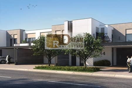 تاون هاوس 3 غرفة نوم للبيع في المرابع العربية 3، دبي - Pay only 5% down payment and the rest over 3 years and own a villa in the best areas of Dubai