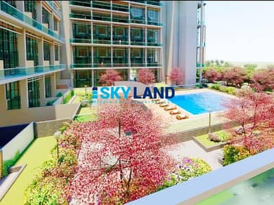 1 Bedroom Flat for Sale in Masdar City, Abu Dhabi - Limited Offer ! Own a Fully Furnished 1BR for only 550k