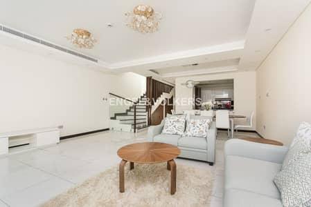 فیلا 3 غرفة نوم للبيع في الفرجان، دبي - No Agency Fee|5 Yrs Service Charges free