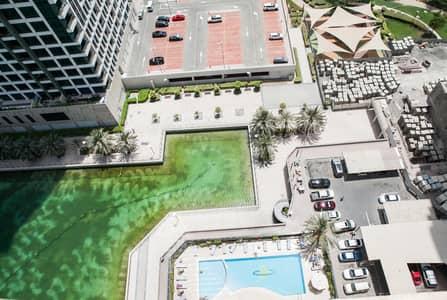 فلیٹ 1 غرفة نوم للايجار في أبراج بحيرات جميرا، دبي - 1 Bedroom apartment with Partial Sea View