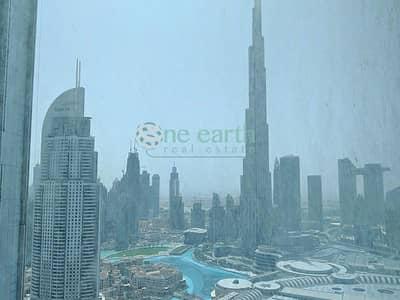2 Bedroom Flat for Rent in Downtown Dubai, Dubai - Furnished | Burj Khalifa View | Bills included
