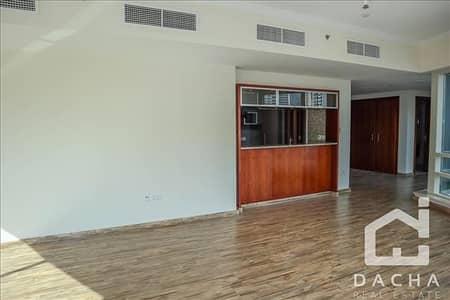 شقة 2 غرفة نوم للايجار في دبي مارينا، دبي - Two bedroom apartment Al Sahab Tower 1  Low floor