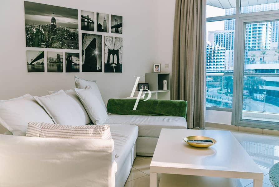 Beautiful & Pristinely Kept Apartment Marina View