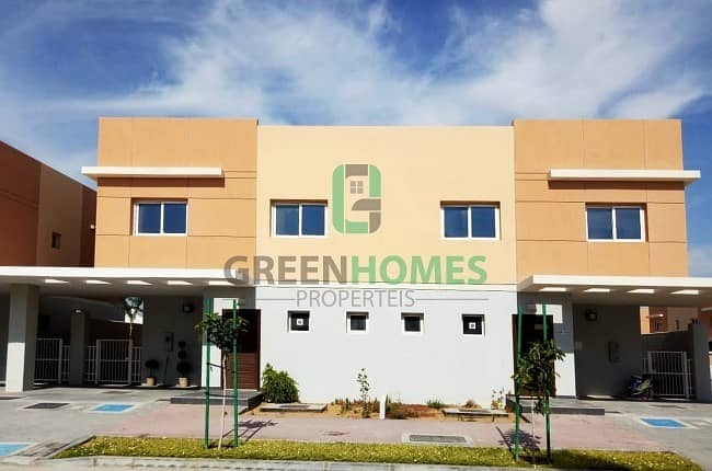 Brand New 3 BR villa With Maid in Best Price