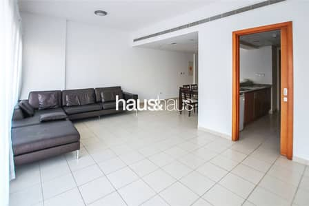 2 Bedroom Apartment for Rent in The Greens, Dubai - 2 plus Study | Furnished | Vacant | Pool View |