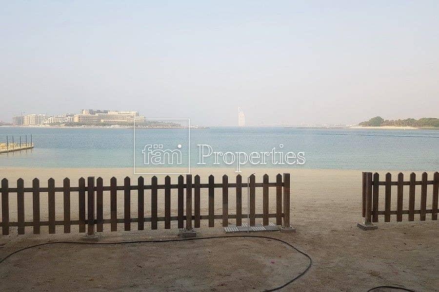 2 Beach front | Burj Al Arab View