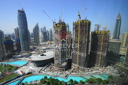 فلیٹ 2 غرفة نوم للايجار في وسط مدينة دبي، دبي - Luxurious! 2 Bed In The Iconic Tower  Breathtaking View