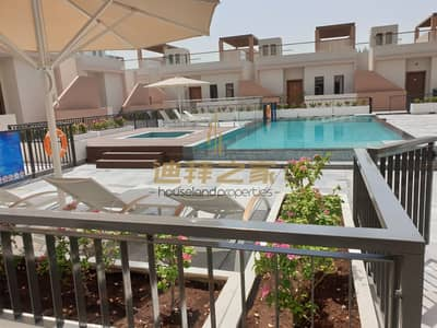 2 Bedroom Townhouse for Rent in Green Community, Dubai - Brand new Luxury modern with superb views