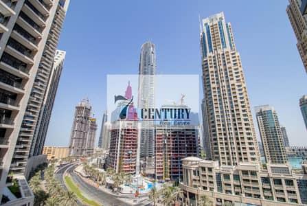 شقة 2 غرفة نوم للايجار في وسط مدينة دبي، دبي - Fully Furnished 2 BR Apt   Claren Tower