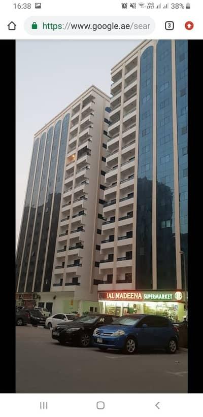 فلیٹ 2 غرفة نوم للايجار في القاسمية، الشارقة - شقة في الند القاسمية 2 غرف 26000 درهم - 4335891