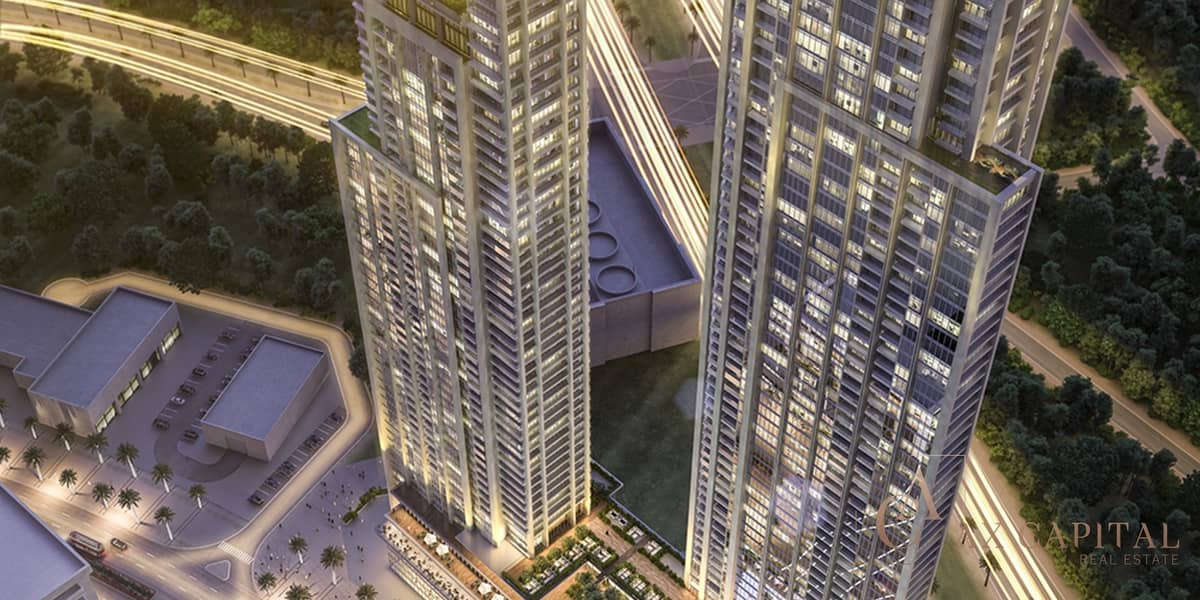 2 PRISTINE APARTMENT IN DOWNTOWN DUBAI WITH STUNNING VIEW