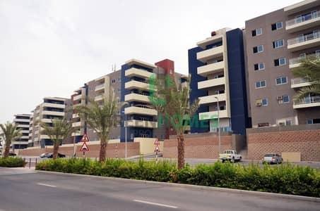 فلیٹ 1 غرفة نوم للايجار في الريف، أبوظبي - Biggest 1 Br Apt W/Balcony Ready to move