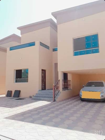 6 Bedroom Villa for Sale in Al Mowaihat, Ajman - Villa for sale the first inhabitant freehold for all nationalities without annual fees