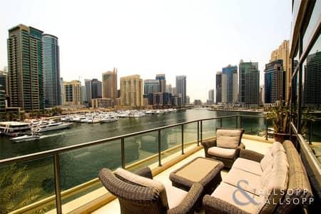 3 Bedroom Villa for Sale in Dubai Marina, Dubai - Triplex Villa | Vacant | 3 Total Bedroom