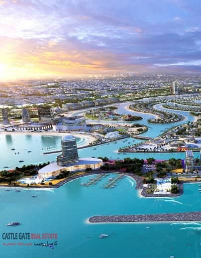 1 Bedroom Flat for Sale in Sharjah Waterfront City, Sharjah - Easy Payment Plan | 1BHK Direct Sea View