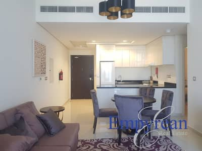 2 Bedroom Flat for Rent in Jumeirah Village Circle (JVC), Dubai - TOP FLOOR   BEST VIEWS IN JVC   BRAND NEW   FULLY FURNISHED   STUDIO