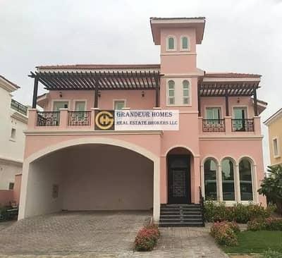 6 Bedroom Villa for Rent in The Villa, Dubai - Amazing 6 BR + M Villa | Spanish Design