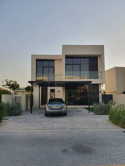 5 Bedroom Villa for Sale in DAMAC Hills (Akoya by DAMAC), Dubai - LUXURY SPACIOUS V5 TYPE CORBER UNIT @AED 3. 4 M 3 YEARS PAYMENT PLAN BEAUTIFULL CORNER UNIT PARK VIEW