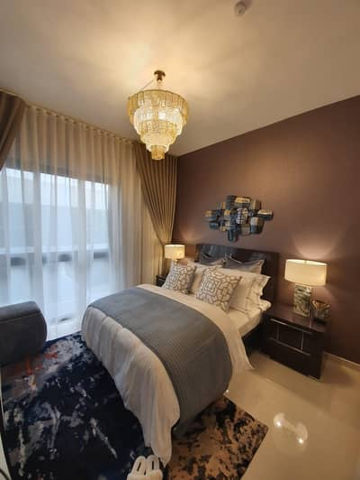 4 Bedroom Villa for Sale in Akoya Oxygen, Dubai - Spacious luxury 4br maids room ready to move in akoya oxygen 2 years paymemt plan golf course course damac properties