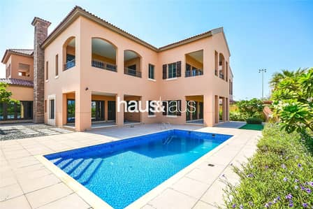 5 Bedroom Villa for Sale in Jumeirah Golf Estate, Dubai - 5 BR | County Down | Close to Club House