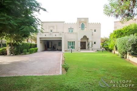 4 Bedroom Villa for Sale in Jumeirah Islands, Dubai - Lake View | Skyline View | Four Bedroom