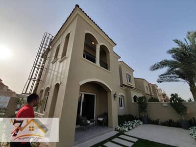 فیلا 3 غرف نوم للبيع في واحة دبي للسيليكون، دبي - DLD 100% waiver! 3BR Maids just opposite of Sillon oasis  with 6 years payment plan