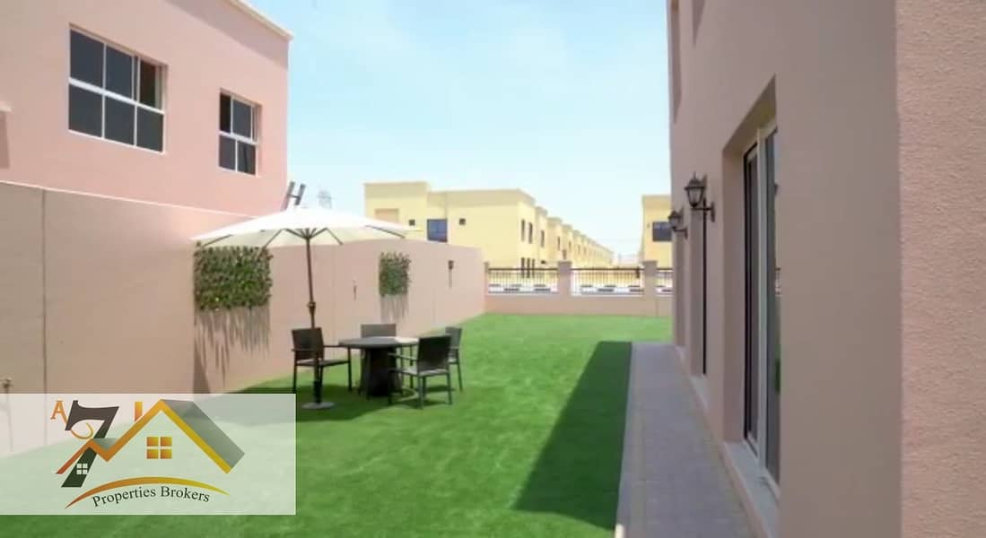 Spacious Ready To Move In | 4 Bedroom Villa | 5 Years Payments Plan | Nad Al Shiba |