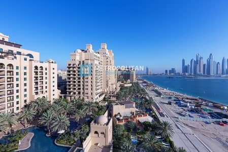 3 Bedroom Flat for Sale in Palm Jumeirah, Dubai - Exclusive Best Price Unit With Sea & Marina View