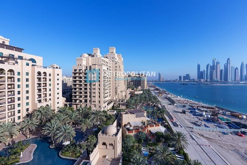 Exclusive Best Price Unit With Sea & Marina View