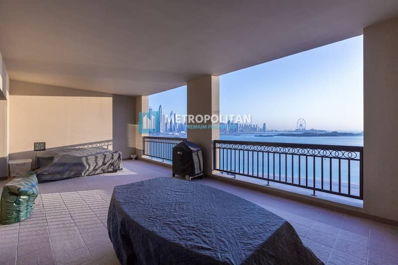 13 Exclusive Best Price Unit With Sea & Marina View
